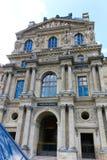 Artistic Building at Paris Stock Image