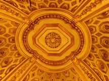 Artistic ceiling Stock Photography