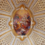 Artistic ceiling Stock Images