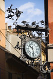 Artistic clock Royalty Free Stock Photos