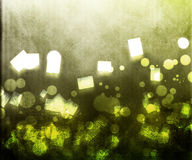Artistic colorful abstract background Royalty Free Stock Image