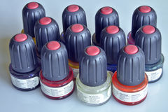 Artistic colors Stock Photo