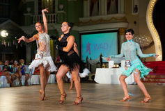 Artistic Dance Awards 2012-2013 Stock Images