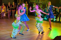 Artistic Dance Awards 2014-2015 Stock Images
