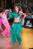 Artistic Dance Awards 2014-2015 Royalty Free Stock Image
