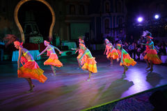 Artistic Dance Awards 2014-2015 Royalty Free Stock Images