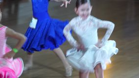 Artistic Dance Awards 2014-2015 stock footage