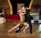Artistic Dance Awards 2012-2013 Stock Photo