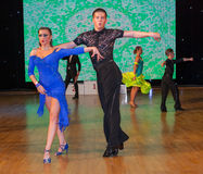 Artistic Dance European Championship WADF Stock Photos