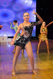 Artistic Dance European Championship WADF Royalty Free Stock Images