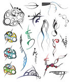 Artistic Design Elements 2 Royalty Free Stock Image