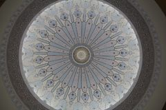 Artistic Dome of the mosque royalty free stock photos