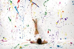 Artistic Endeavour stock photography