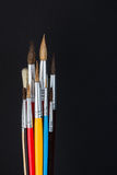 artistic equipment Royalty Free Stock Photo