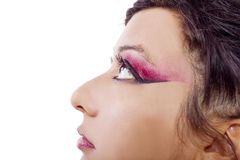 Artistic Eye Make Up Stock Photography