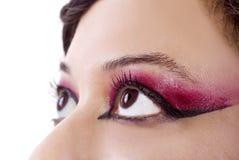 Artistic Eye Make Up Royalty Free Stock Image