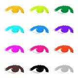 Artistic Eyes Stock Photography