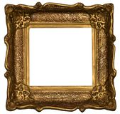 Artistic frame. Artistic wood frame Stock Photo