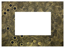Artistic frame stock images