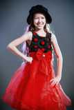 Artistic girl Royalty Free Stock Photography