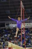Artistic Gymnastics Royalty Free Stock Photography