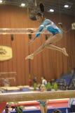 Artistic Gymnastics Royalty Free Stock Images