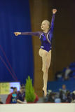 Artistic Gymnastics Royalty Free Stock Image