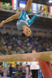 Artistic Gymnastics Royalty Free Stock Photo