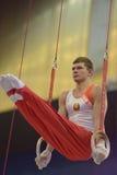 Artistic Gymnastics Royalty Free Stock Image