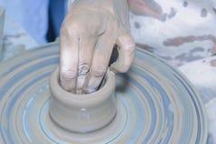 Artistic hand Stock Image