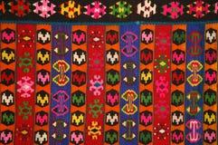 Artistic handmade rug Stock Photos