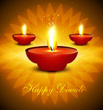 Artistic hindu diwali bright colorful festival  ba Stock Image