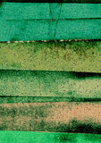 Artistic irregular and sloping strips, Abstract strips, Textured Color Blocks Royalty Free Stock Photography