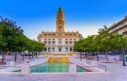 Artistic landmark in Porto Stock Image