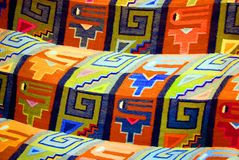 Artistic linen pattern Stock Photos