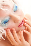 Artistic make-up Stock Photos