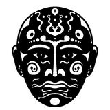 Artistic Mask stock photo