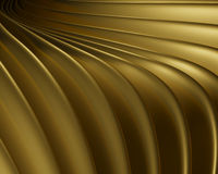 Artistic metallic design Royalty Free Stock Image