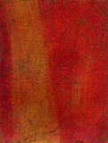 Artistic Mixed Media Texture - Red And Gold Stock Images