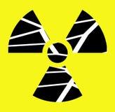Artistic Nuclear clover Royalty Free Stock Photos