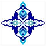 Artistic ottoman pattern series eighty one Stock Image