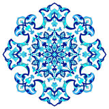 Artistic ottoman pattern series eighty seven Royalty Free Stock Photography