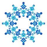 Artistic ottoman pattern series eighty three Royalty Free Stock Photos
