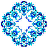 Artistic ottoman pattern series fifty three Royalty Free Stock Photography