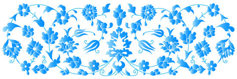 Artistic ottoman pattern series fourty five Stock Photo