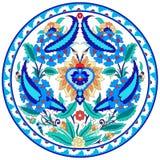 Artistic ottoman pattern series fourty seven Royalty Free Stock Photo