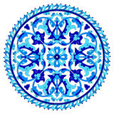Artistic ottoman pattern series seventy eight one version Stock Images