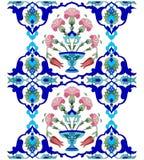 Artistic ottoman pattern series seventy one version Stock Photography