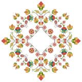 Artistic ottoman pattern series thirty one Stock Images
