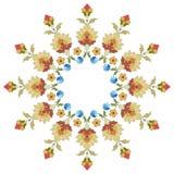 Artistic ottoman pattern series thirty six Royalty Free Stock Image